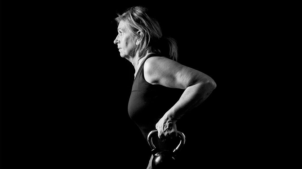 Viktigt med vikter för seniorer