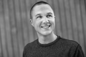 Activage, porträtt på utbildare. Kristoffer Sjöberg. Uppdrag för Krux.