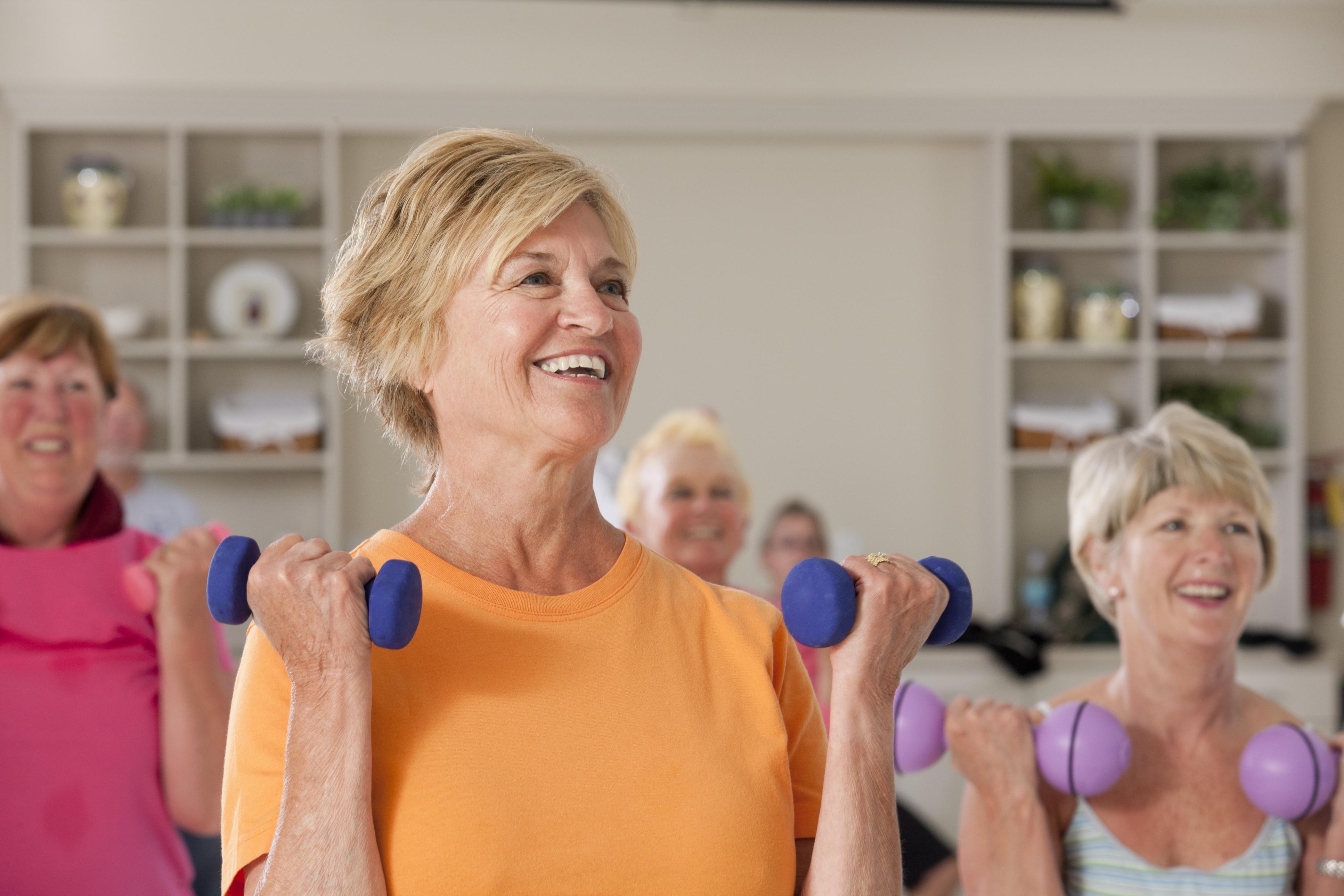 Styrketräning kan förbättra din hjärna